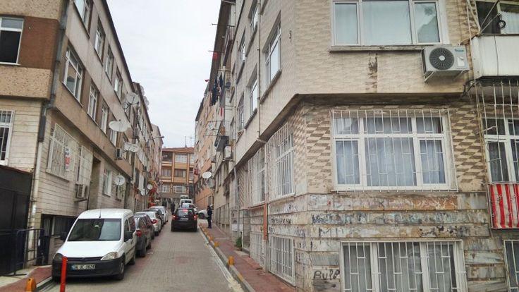 Стамбул,  Фатих,  Аксарай, Старый город.: misterytown