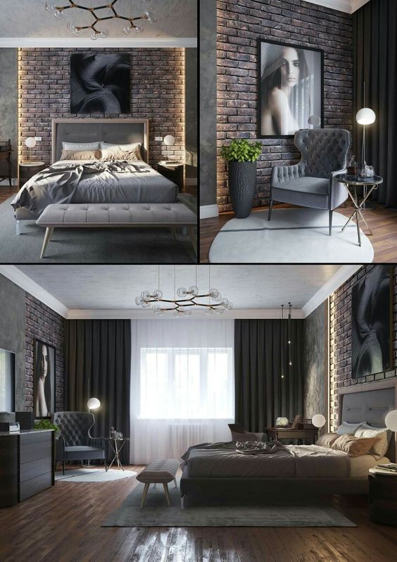 13 Amazing Dreamy Master Bedroom Design Ideas