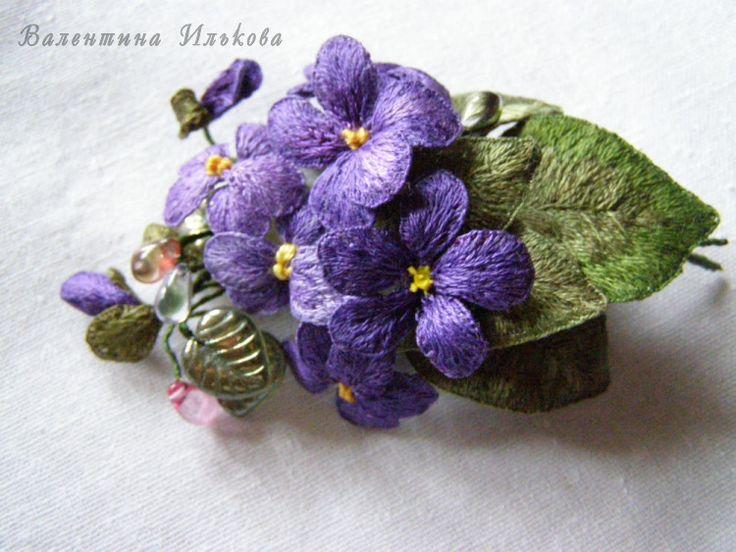 Объемная вышивка - Valehcia                                                                                                                                                                                 Más