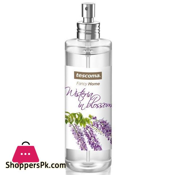 Buy Tescoma Aroma Spray Wisteria In Blossom 906664 At Best Price In Pakistan With Images Wisteria Aroma Table Flower Arrangements