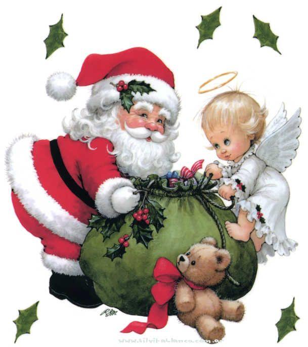 MI ANGEL DE LA PALMA POEMAS DE NAVIDAD Poesía dedicada a la Navidad Ilustraciones Imágenes y figuras