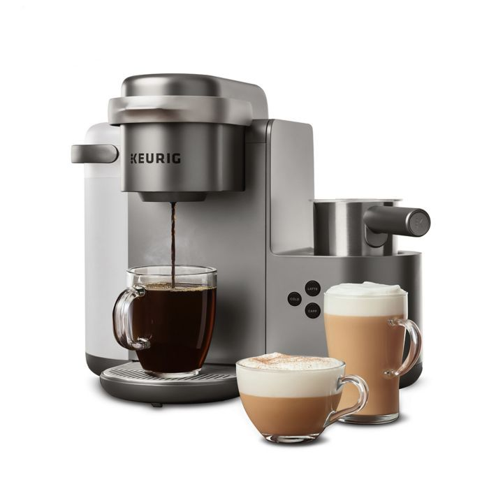 Keurig K Cafe Special Edition Single Serve Coffee Latte Cappuccino Maker Camping Coffee Maker Keurig Coffee Makers Cappuccino Maker