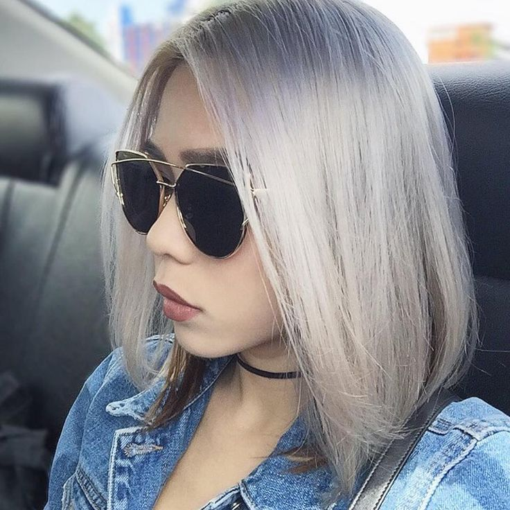 "350 Likes, 9 Comments - DISTRIBUTOR PRAVANA INDONESIA (@pravanaindonesia) on Instagram: ""OMYGOD! Supeeer dupeer perfect  . Her formula : Pravana Vivids Silver  . Always love your style…"""