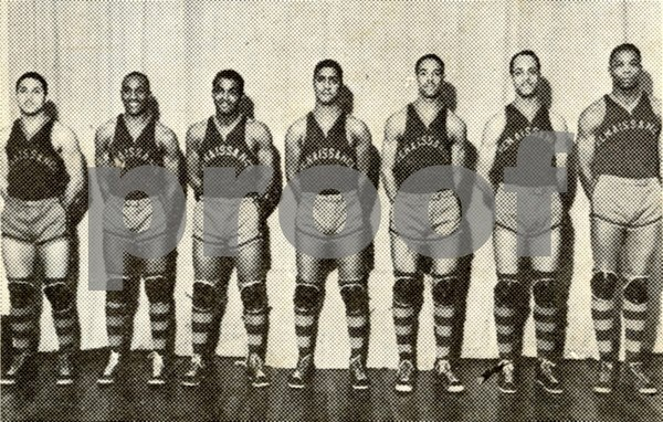 The first Black professional basketball team quotThe