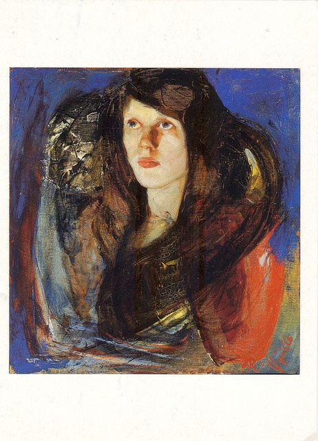 JALMARI RUOKOKOSKI Rakkaus / Love (1910)