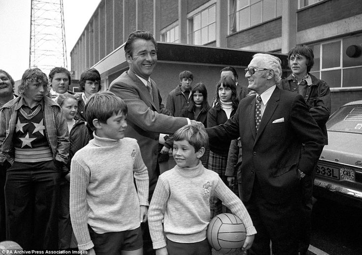 Brian Clough & sons