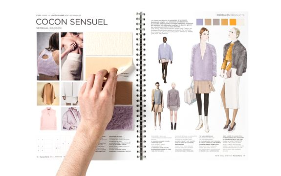 WOMEN'S FASHION TREND BOOK FALL WINTER 14-15