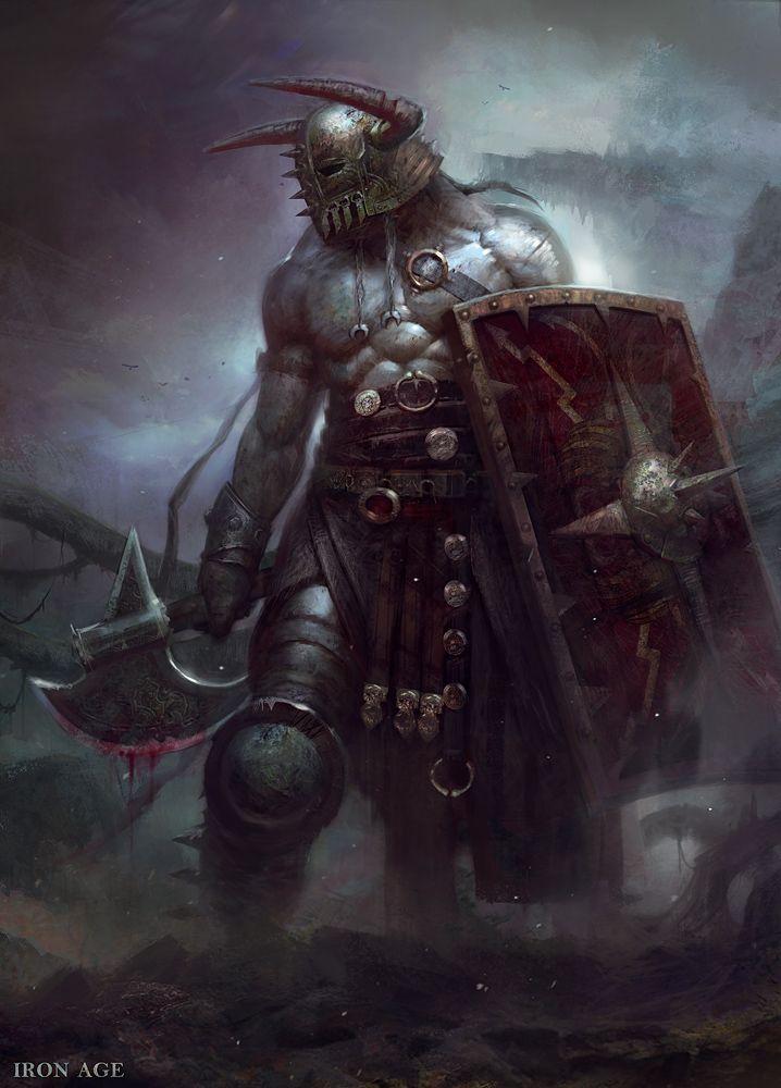 Fantasy Digital Illustrations by Piofoks