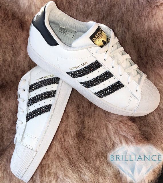 Adidas Originals Superstar Shoes Adidas Style: C77154 Color: White / Black  FIT ALERT: