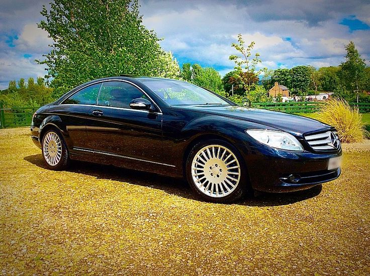 MERCEDES CL500 V8 5.5 - HUGE SPEC + IMMACULATE CONDITION - POSS PX CAR OR BIKE | eBay