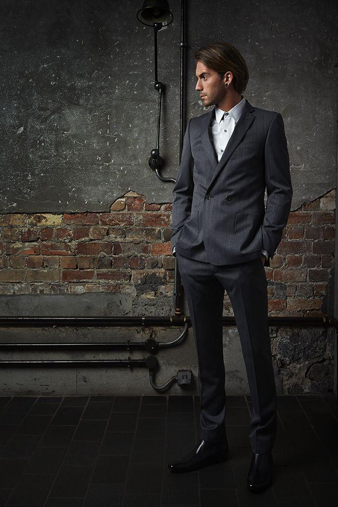 Carnaby - Punk suit BG64/85 Brooklyn shirt SX90/85 https://shop.rembrandt.co.nz/