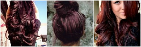 The Best Hair Colors For Fall - http://trendinghaircolor.info/218/the-best-hair-colors-for-fall/