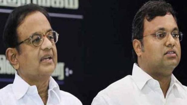 INX Case: P. Chidambaram's son Karti arrested in Money Laundering, CBI arrested from airport