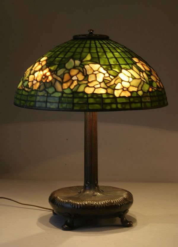 Antique Tiffany Glass Lamps | antique Tiffany lamps, Art Nouveau lamps and  chandeliers, antique - 2575 Best Tiffany Lamps Images On Pinterest Tables, Band Of And