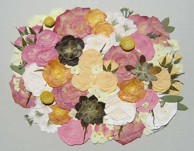 238 Best Preserved Bridal Bouquets
