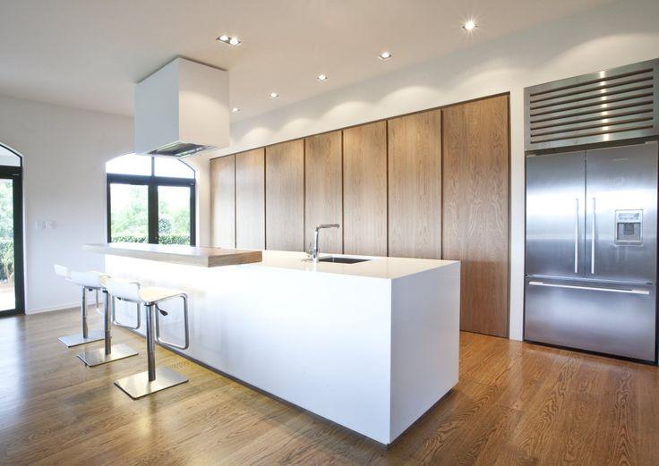 Tauroa, Oak and Stone Kitchen by quattro: :uno » Archipro