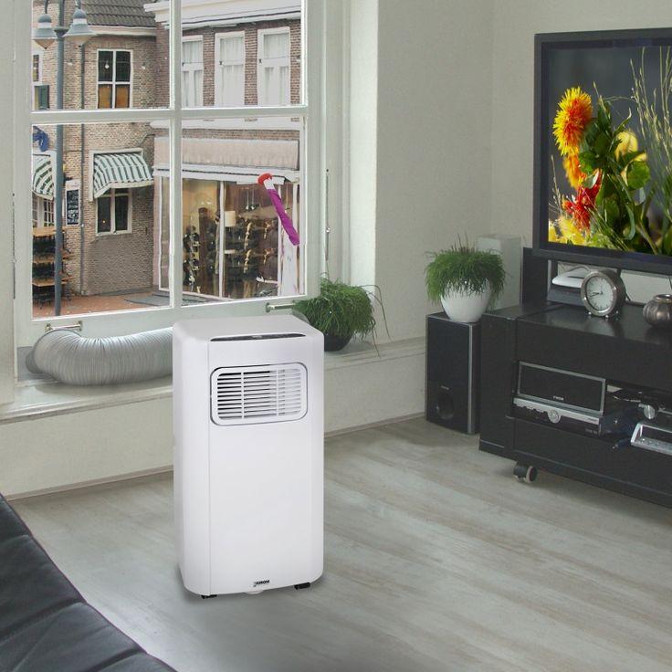Eurom PAC7.1 Mobiele Airconditioner (gratis raam vuller) MEGAKLAPPER!!