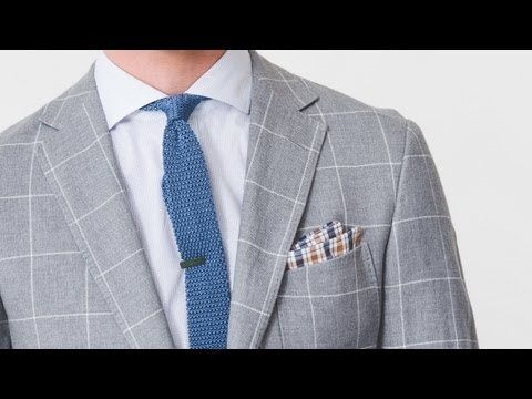 How to Wear a Pocket Square - GQ Rules: The Power of a Pocket Square @GQ Magazine via @pocketsquareme
