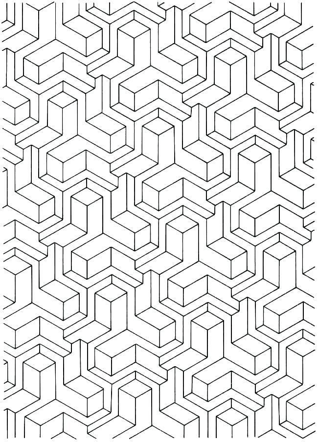 Geometric Pattern Inspiration Trend Council Pattern Coloring Pages Coloring Pages Geometric Pattern Inspiration