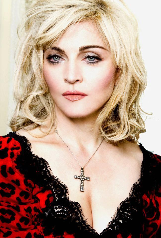 There's truly never been a better pairing than Madonna and Dolce & Gabbana. They always know what to do with Madonna. Just look at this one from their 2010 line....wow!