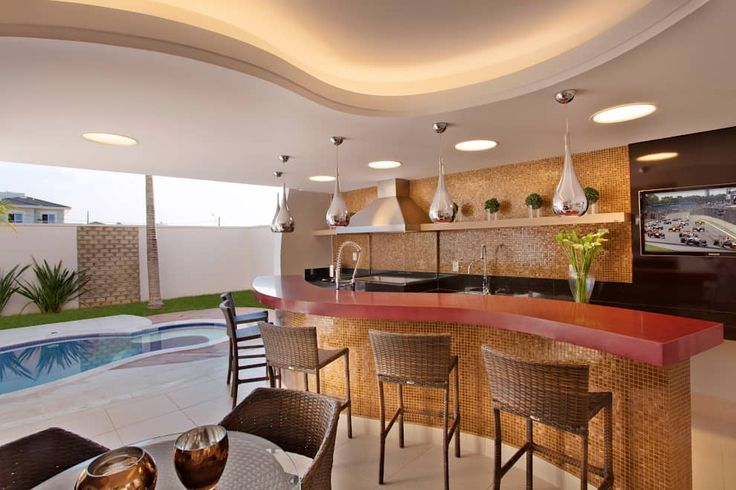 Piletas de estilo moderno por Designer de Interiores e Paisagista Iara Kílaris