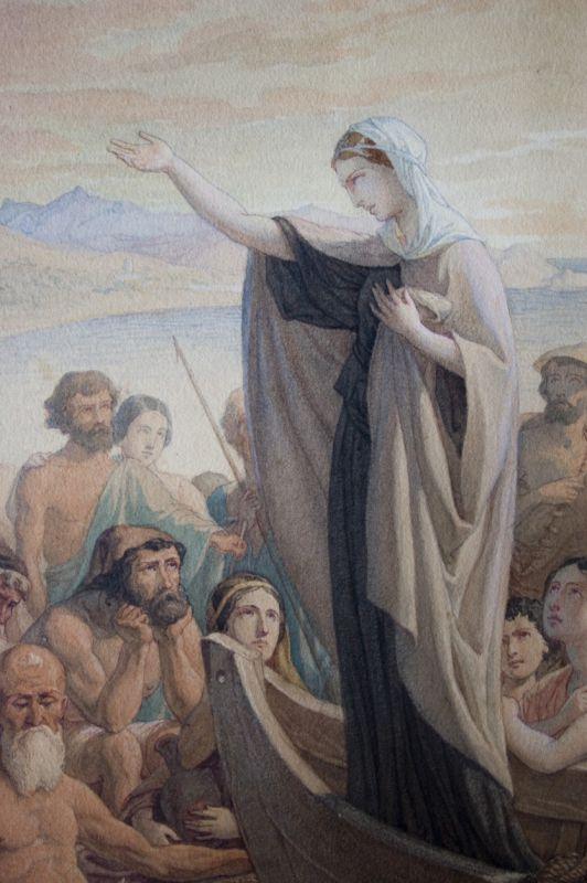 La figure de sainte Marie-Madeleine