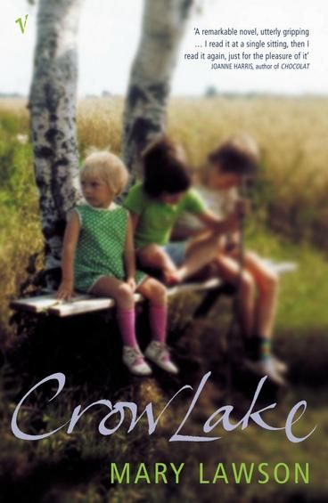 Crow Lake by Mary Lawson.  Crow Lake is that rare find, a first novel so quietly assured, so compelling, and with an emotional charge so perfectly controlled, that you sense at once that this is the real thing - a literary experience to relish, a book to lose yourself in, and a name to watch. Here is a gorgeous, slowburning story of families growing up and tearing each other apart in rural Northern Ontario, where tragedy and hardship are mirrored in the landscape.