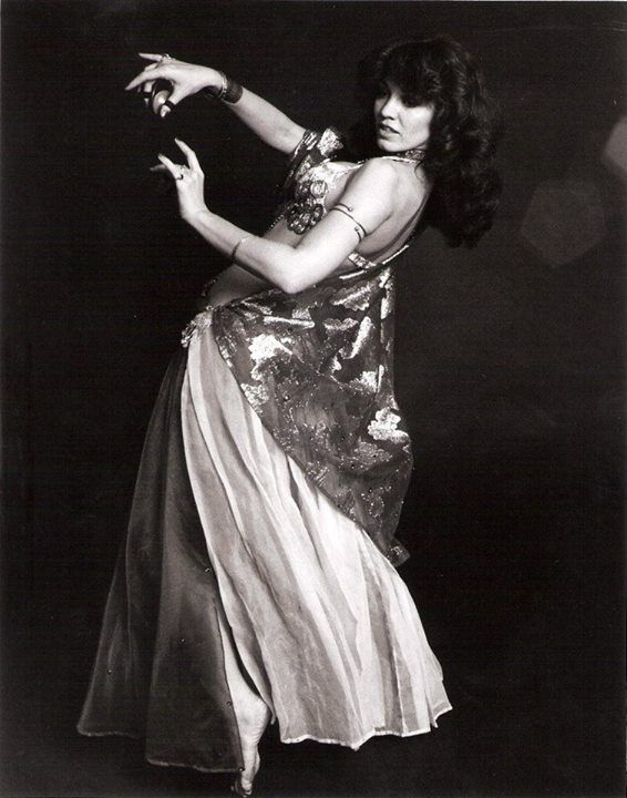 lovely retro B n'W <3 Sahra 1970s - anybody have any more info on her...?