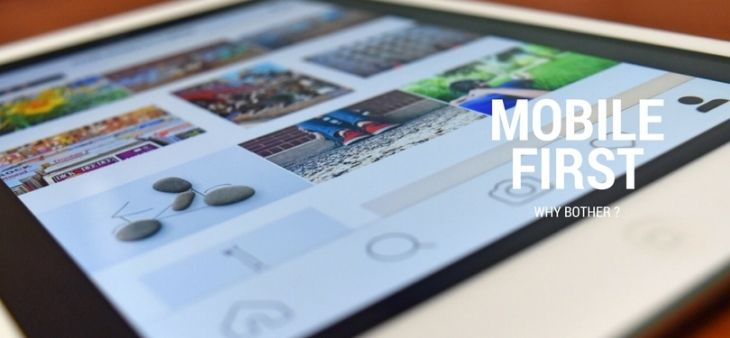 Mobile First… Why Bother ?