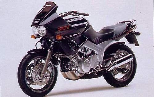 yamaha tdm 850 1999 #bikes #motorbikes #motorcycles #motos #motocicletas