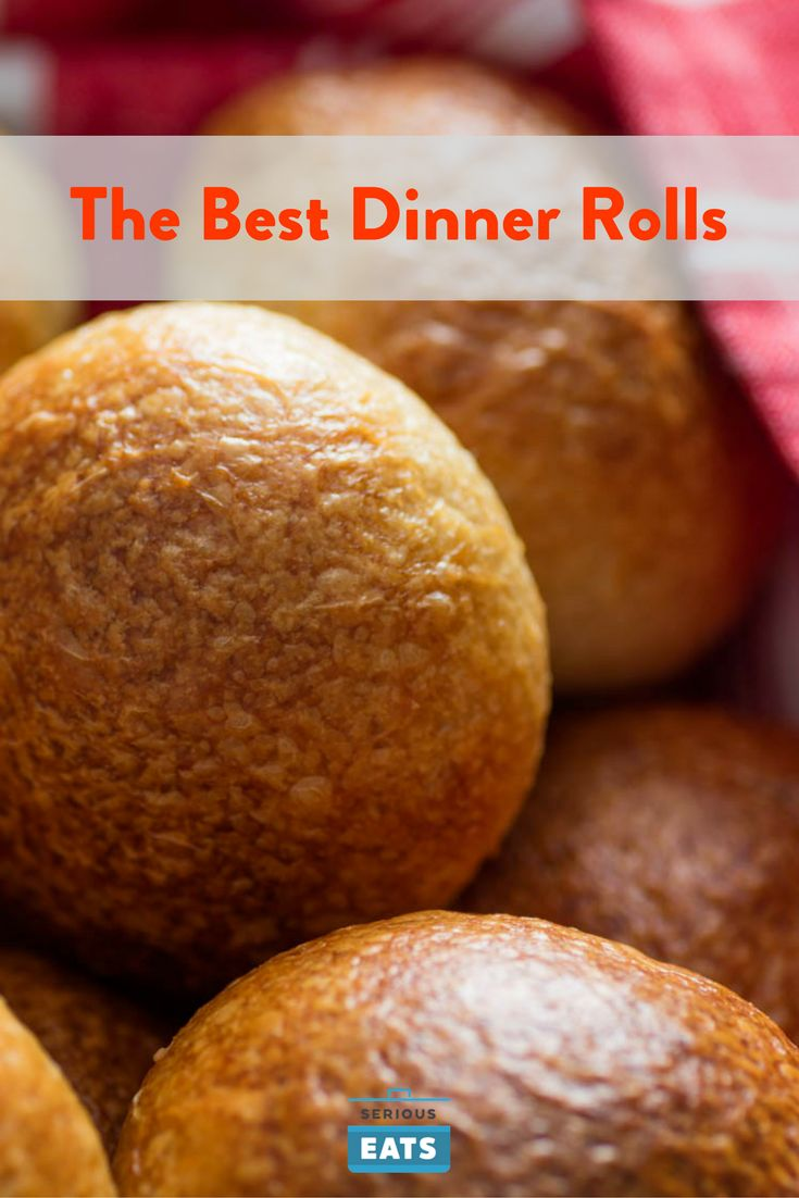 The Best Dinner Rolls (fluffy, Crusty, And Chewy) Dinner Rolls Reciperoll