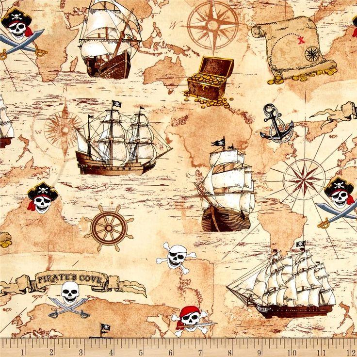Картинки на пиратскую тематику
