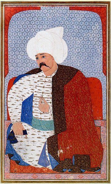 Nakkas Osman, Semailname, Sultan Selim I http://www.sedefscorner.com/2012/11/queen-elizabeth-i-to-sultan-murad-iii.html