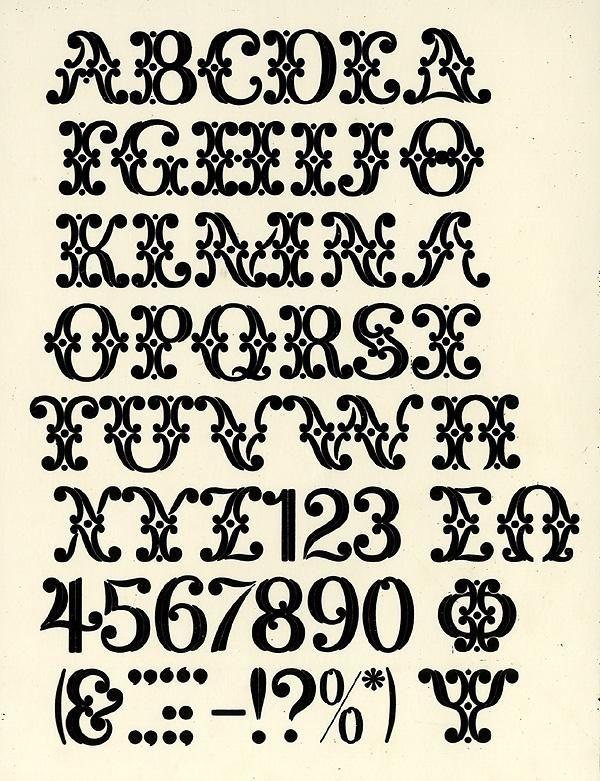 Titrage fleuri Exemple, Titrage fleuri, n° 1. Mandel, Ladislas, 1921-2006