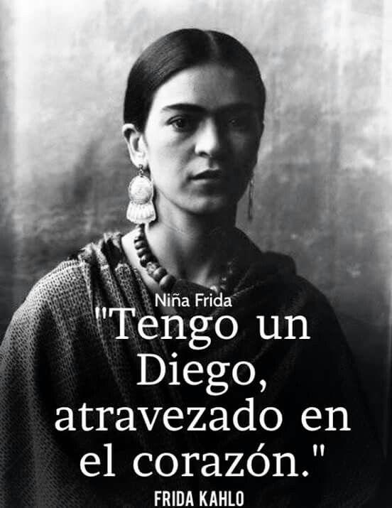 Frases Frida kahlo.