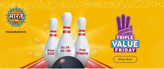 FRIDAY CLEARANCE SALE   Free Shipping & COD  Deals from Rs.79  Rs.199  Badi Diwali pe Bada Dhamaal Sabse Bade Offers ke Saath  Maha Bharat Diwali Sale by Shopclues  Smartphones    Electronics    Home    Decore    Kitchen    Fashion    Similarly  Shopclues is a fun and exciting way to discover share and shop. A social-commerce platform targeted at the intelligent people of today it has an incredible width of carefully selected merchandise enabling customers to discover the best of lifestyle…