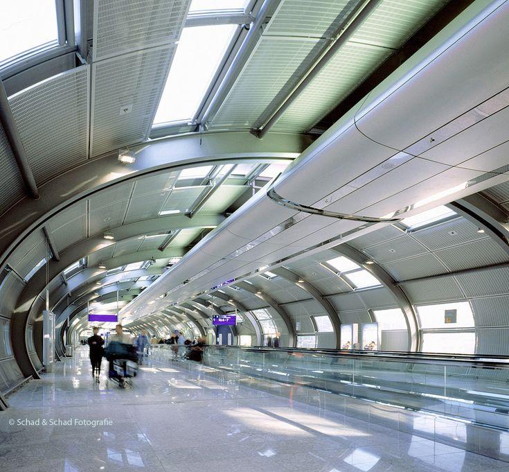 Frankfurt International Airport  Germany