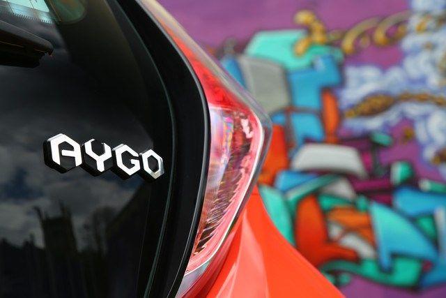 Toyota Aygo 1.0-litre x-cite hatchback review - Car Keys