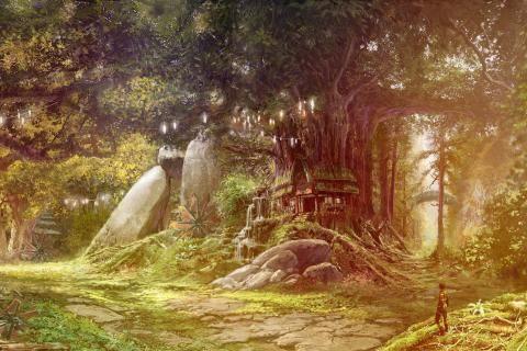 비디오 게임 CGI- 이미지 1680x1050