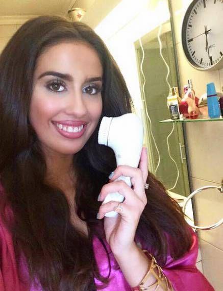 Morgenrutine - Miss Universe Norway blogg Rio Sonicleanse #sonicleanse #RioSonicleanse #Riobeauty #facial #beauty #skjønnhet #ansiktspleie #ansiktsrens #skjønnhetsrutine #rens #eksfoliering