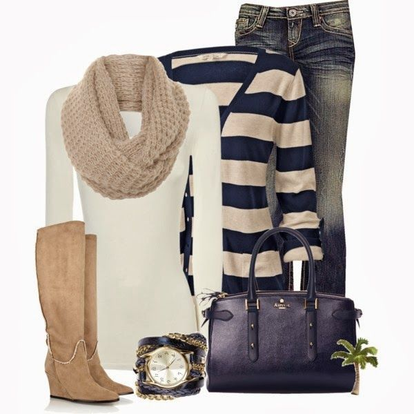 Weekend Outfit: Weekend Outfit, Fall Style, Fashionista Trends, Fall Outfit, Fall Winter Outfit, Winteroutfit, Navy, Boots, Winter Fashion Outfit