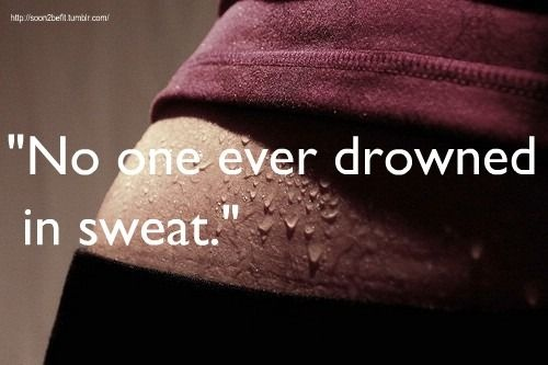 #exercise hard get results!  love this!Work Hard, Fit, Remember This, Hot Yoga, Quote, Motivation, Weights Loss, Sweat, True Stories