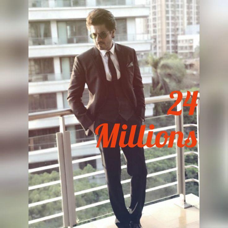 24 million March 2017