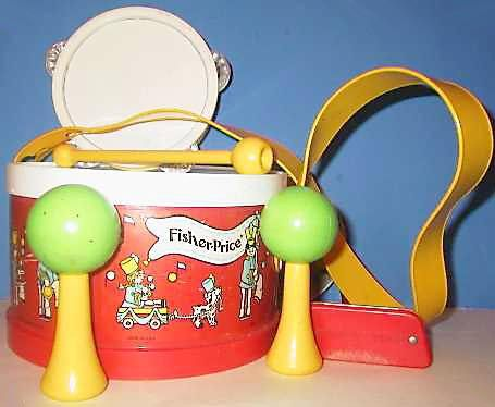 Fisher Price Marching Band