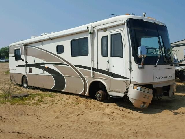 Salvage 1999 Newmar Mountain Aire Recreational Vehicles Holiday Rambler Salvage