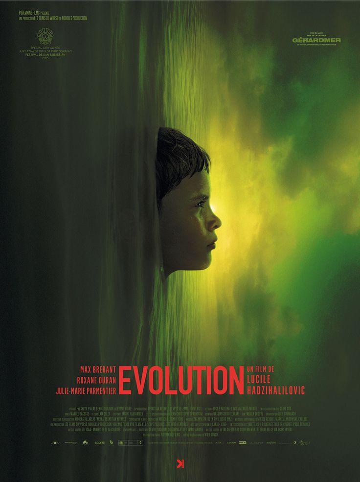 """""""Evolution"""", film français, prix du Jury ex-aequo et prix de la critique."""
