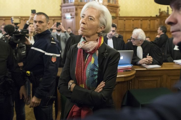 awesome IMF's Lagarde convicted in negligence case; won't face jail term Check more at https://epeak.in/2016/12/19/imfs-lagarde-convicted-in-negligence-case-wont-face-jail-term/