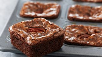 Fudge Brownies | Bake With Anna Olson   Easily the best browning recipe I have ever tried
