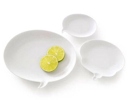 I Love These Charming Chat Plates! - My Modern Metropolis