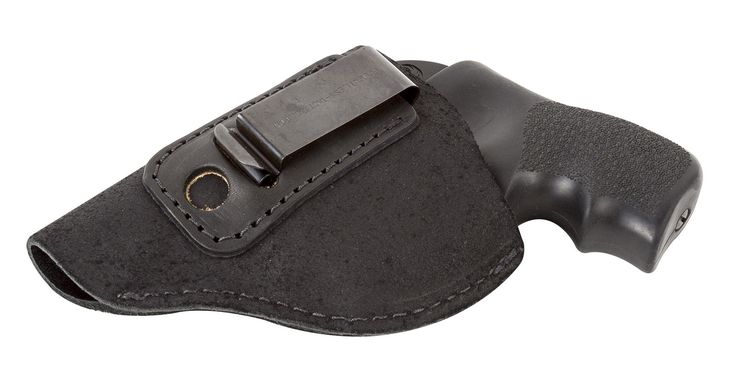 The Ultimate Suede Leather IWB Holster - J Frame / 38 Special - Lifetime Warranty - Made in USA